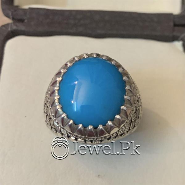 Nishapuri Feroza Natural Irani Turquoise Firoza 1 natural gemstones pakistan + 925 silver jewelry online