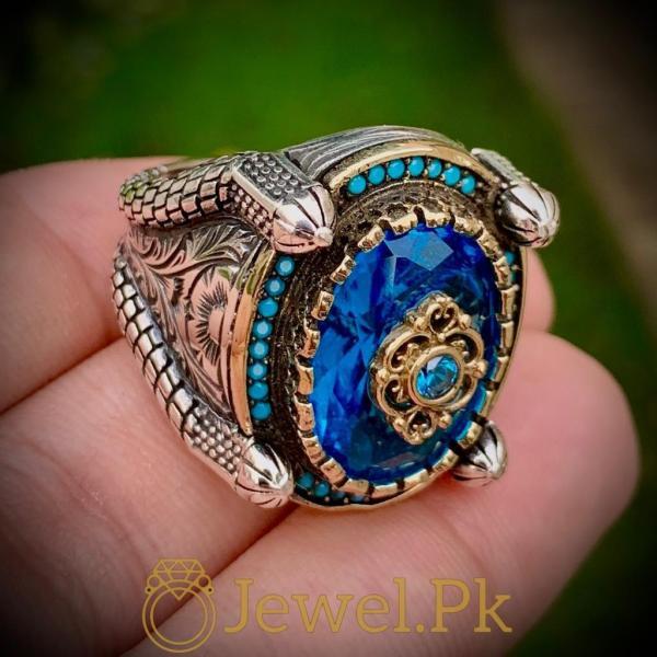 Ottoman Ring - Turkish Ring Beautiful
