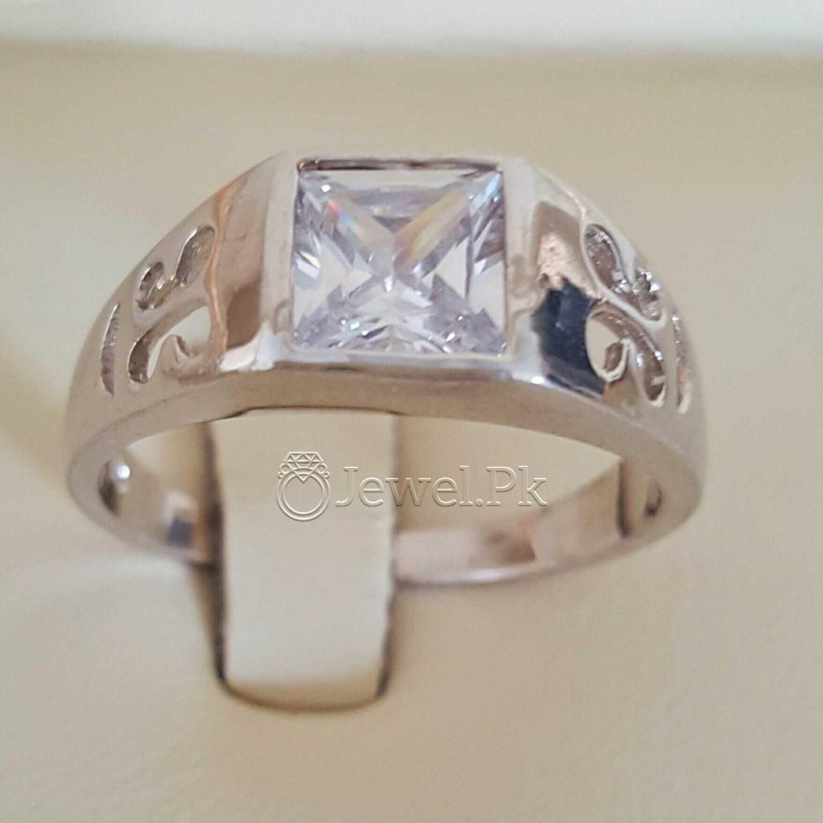 925 Silver Luxury Rings for Ladies Women Silver Rings Woman Handmade Rings 14 natural gemstones pakistan + 925 silver jewelry online