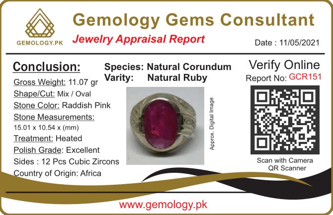 Final 26 Ruby Rings 1 25 1 natural gemstones pakistan + 925 silver jewelry online