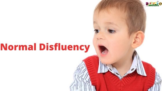 Normal Disfluency