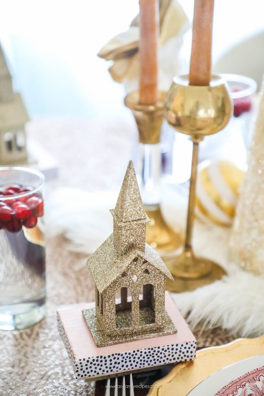 Jeweled Interiors Holiday Home Tour 2017 | Burgundy + Blush ...