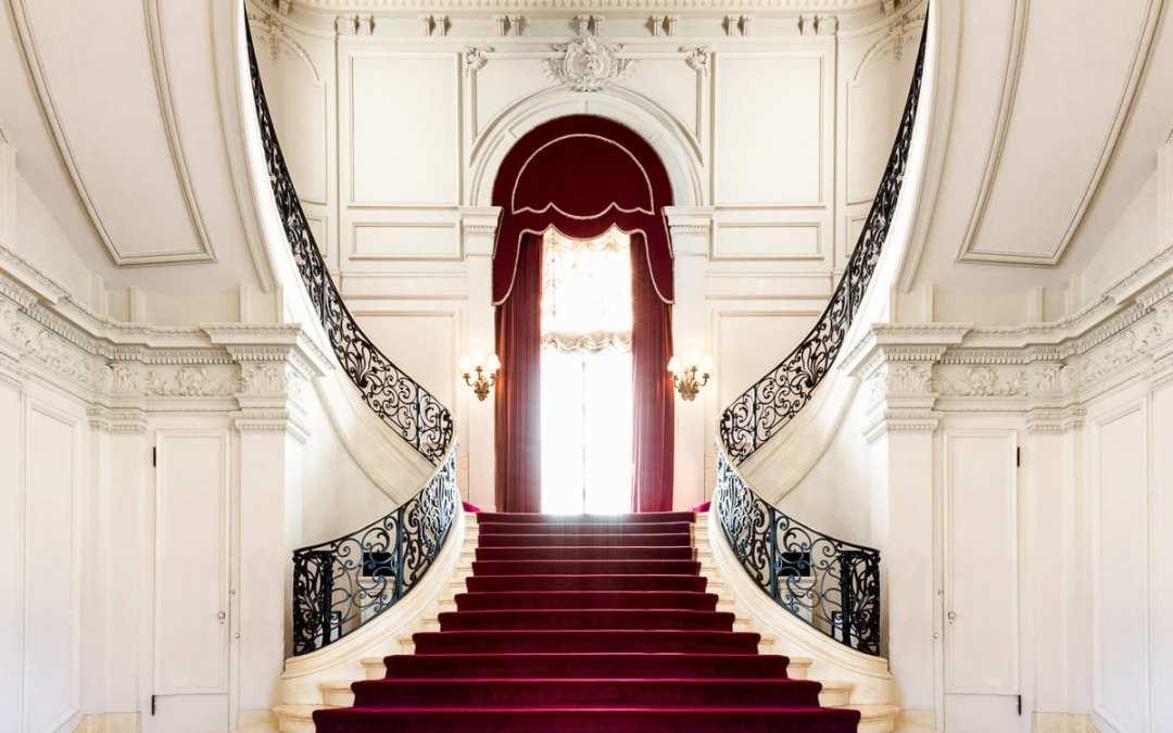 Rosecliff Mansion Tour