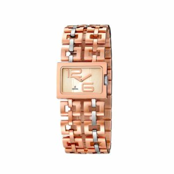 Rose Steel Festina Ladies Watch Women's Watch – F16321/2