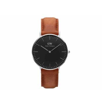 Daniel Wellington Classic Durham Black Dial Unisex Watch – DW00100144