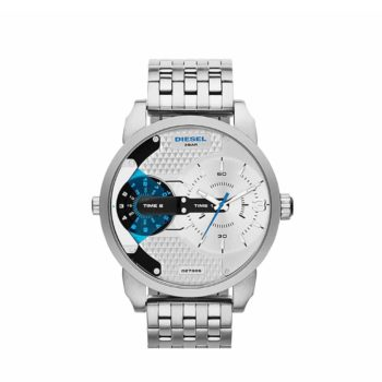 Diesel Mini Daddy Stainless Steel Bracelet Men's Watch – DZ7305