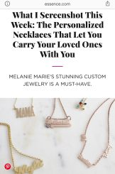 MELANIE MARiE featured on Essence.com August 2019