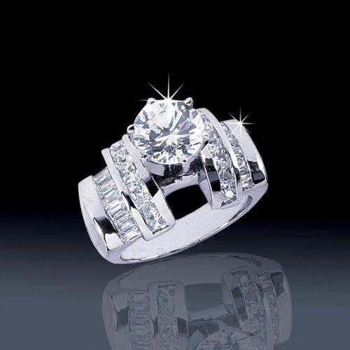 226 Tcw Stunning Engagement Ring Aenr1343 939000