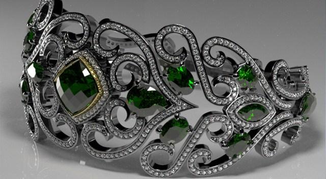 Ramiro Ortega, Finesse Fine Jewelry, Ohio USA
