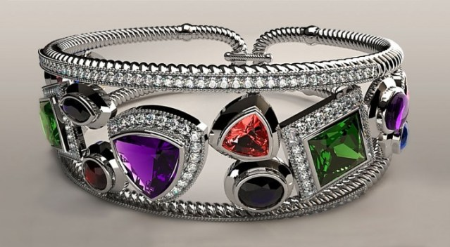 Taught in Class, Ramiro Ortega, Finesse Fine Jewelry, Ohio USA