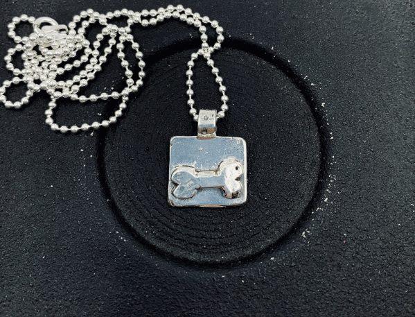 Little Boney pendant