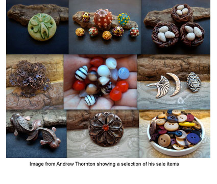 sale items from Andrew Thornton