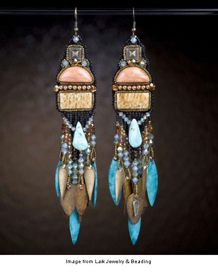 free earring project from Sherry Serafini