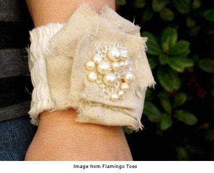 romantic cuff bracelet