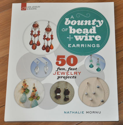 A Bounty of Bead and Wire Earrings cover art
