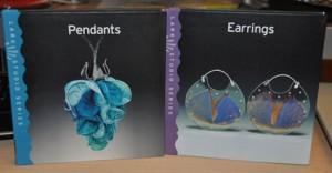 cover art for Pendants and Earrings from Lark books
