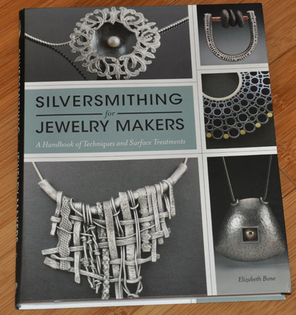 cover art for Silversmithing for Jewelry Makers
