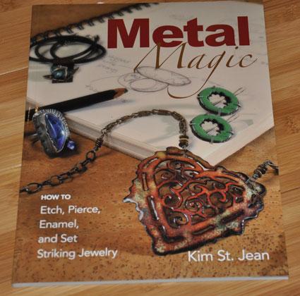 cover art of Metal Magic