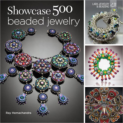 cover art of Showcase 500 Beaded Jewelry