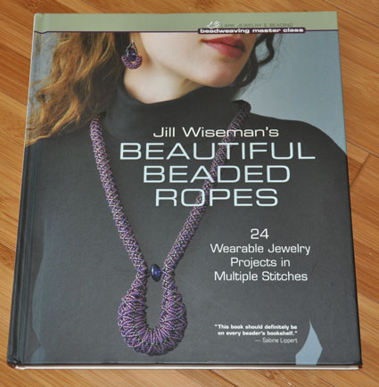 Jill Wiseman's Beautiful Beaded Ropes