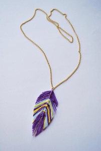 Feather Jewelry