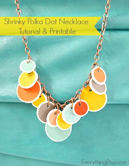 Polka-Dot-Necklace-Tutorial-Printable-EverythingEtsy