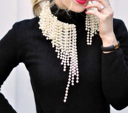 diy-asymmetrical-pearl-necklace-dior