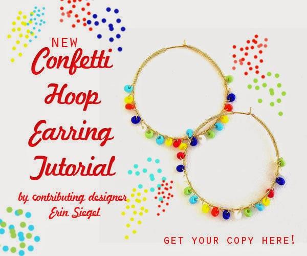 Hoop Earring Tutorial (2)