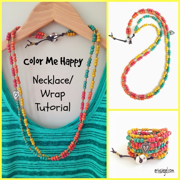 Color Me Happy Tutorial