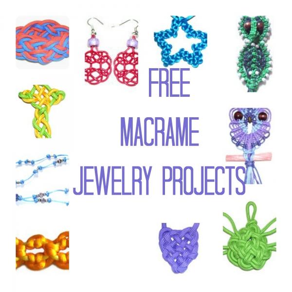 DIY-macrame-jewelry-tutorials-free