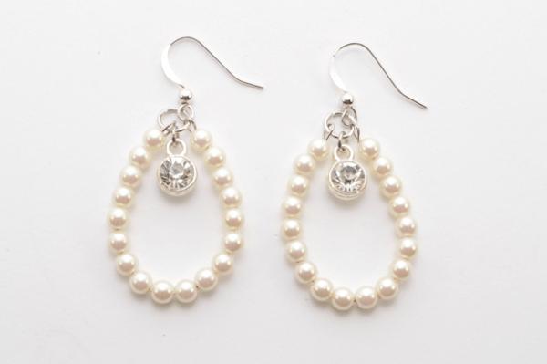DIY – Pearl Drop Earrings