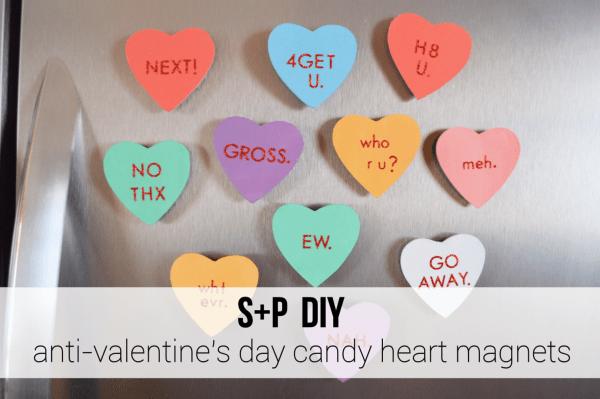 Anti Valentine's Day Sentiments