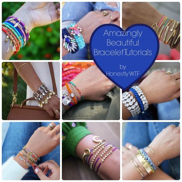 Honestly WTF Amazing Bracelets