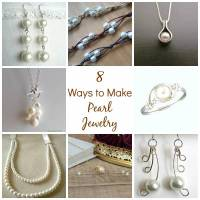 8 Ways to Make Pearl Jewelry