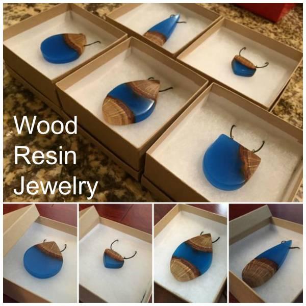 woodresin