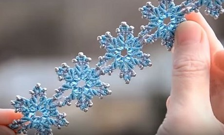 Beaded Ice Bracelet
