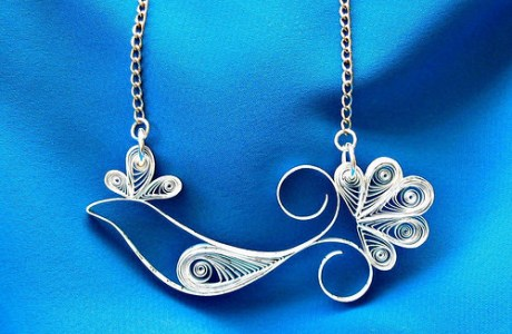 15 Stylish and Free Paper Jewelry Tutorials