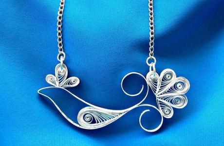 15 Stylish and Free Paper Jewelry Tutorials