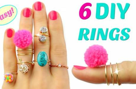 6 DIY Rings You Can Make In An Afternoon