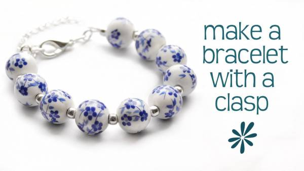 Beaded Bracelet Tutorial