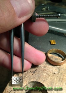 Soldering Head to Shank (4)
