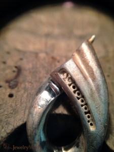 Making a Burnishing Tool (11)