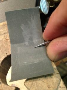 Making a Burnishing Tool (3)
