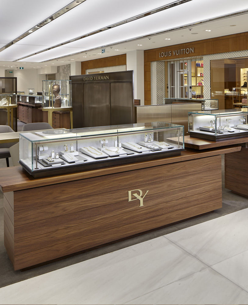 Watch Store Display Furniture Jewelry Showcase Depot