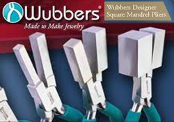 how to use wubbers square mandrel pliers {video demo}