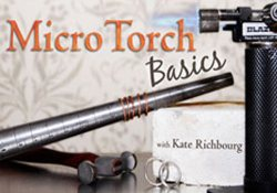 How to Use a Handheld Torch & Soldering Basics