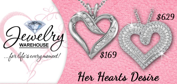 Her Hearts Desire - Available in stores!