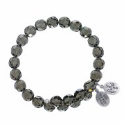 Black Diamond Crystal Bracelet $34
