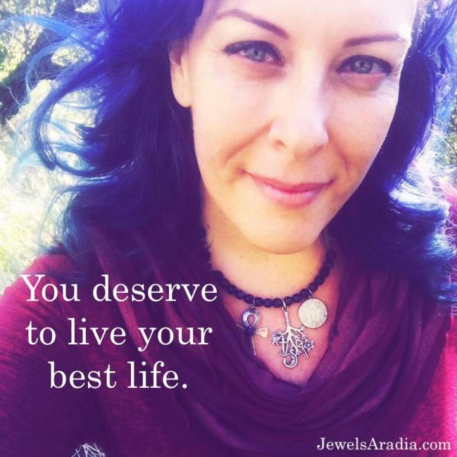 live your best life worthy self worth manifestation abundance