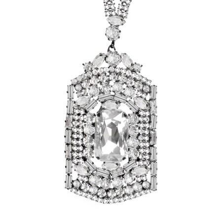 Alan Anderson Sautoir Crystal